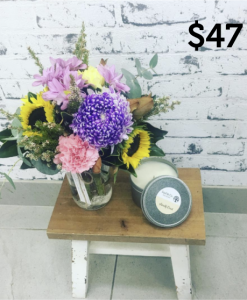 Flower-and-Candle-47