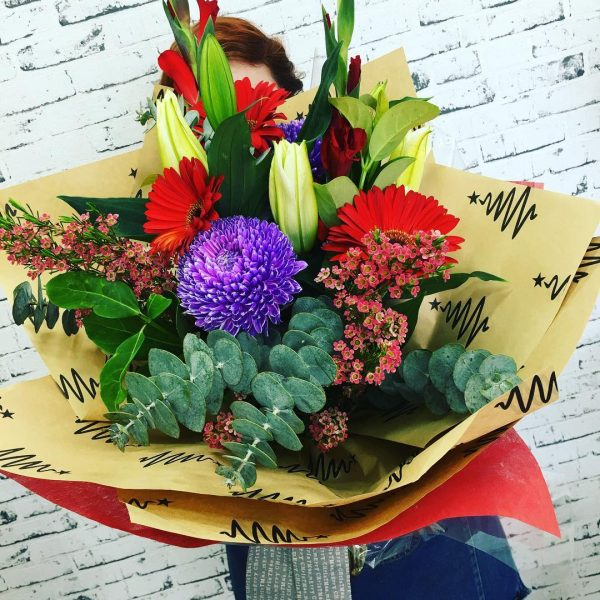 Mixed Christmas Bouquet