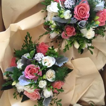 Bridesmaid Bouquets Gladstone