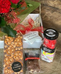 12 Christmas Mini Sweet Tooth Hamper 2